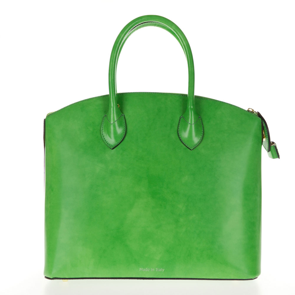400325d526bd Images of Green Leather Handbags