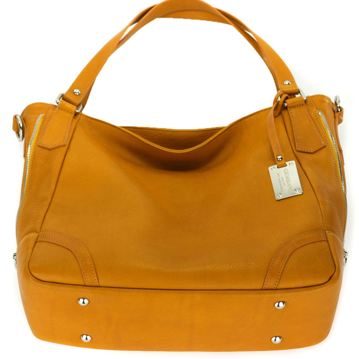 Shop large tan leather bag from Brahmin, Dooney & Bourke, Gucci and from Brahmin, Dooney & Bourke, Mansur Gavriel and many more. Find thousands of new high fashion items in one place.