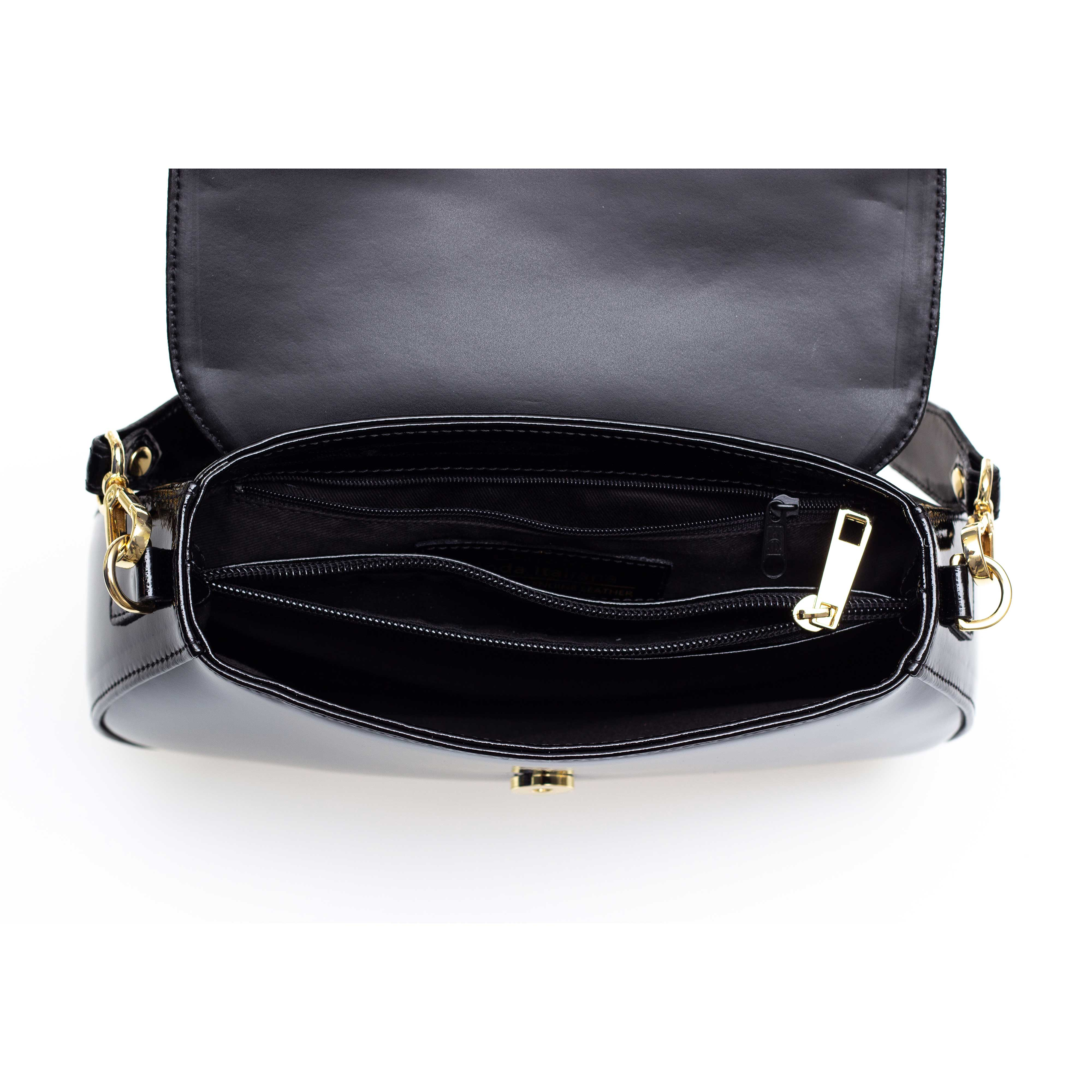 fc20d9ab5 Small Black Leather Crossbody Purse | Stanford Center for ...